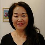 Cô Nguyễn Thị Vy Oanh (sinh năm 1938)
